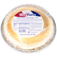 Chef Pierre Key Lime Meringue Pie 10 inch
