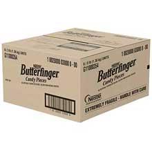 Nestle Butterfinger Topping 3 Pound