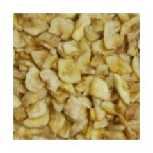 Sweet Dried Banana Chips Topping