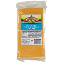 Land O Lakes Readi-Pac Yellow Interleaf Mild Cheddar Cheese 1.5 Pound