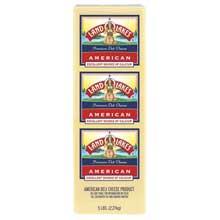 Land O Lakes American White Deli Process Cheese Loaf 5 Pound