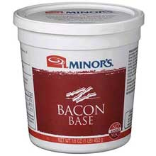 Nestle Minors No Added MSG Bacon Base 1 Pound