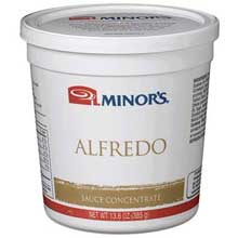 Nestle Minors Alfredo Sauce Concentrate 13.6 Ounce