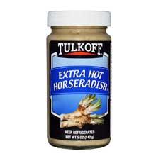 Tulkoff White Prepared Horseradish 5 Ounce