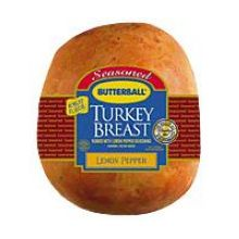 Butterball Lemon Pepper Skinless Turkey Breast 6 to 7 Pound