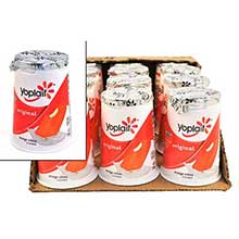 Yoplait Original Low Fat Yogurt