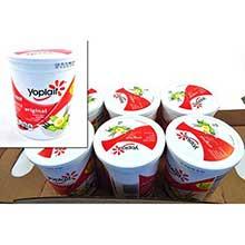 Yoplait Parfait Pro Low Fat Yogurt