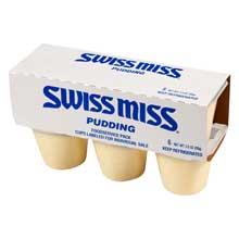 Conagra Swiss Miss Tapioca Pudding 3.5 Ounce