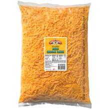 Shredded Mild Cheddar Cheese