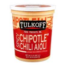 Tulkoff Culinaire Chipotle Chili Sauce