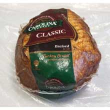 Carolina Hand Crafted Browned in Oil Skinless Turkey Breast