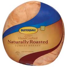 Just Perfect Hand Crafted Naturally Roasted Turkey Breast