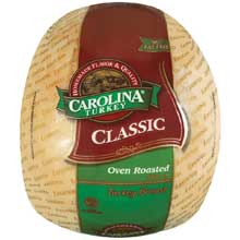Carolina Classic Oven Roasted Skin On Turkey Breast