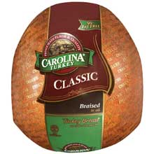 Carolina Classic Browned in Oil Skinless Turkey Breast