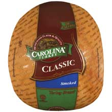 Carolina Classic Smoked Skinless Turkey Breast