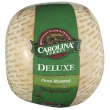 Carolina Deluxe Oven Roasted Skin On Turkey Breast