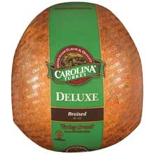 Carolina Deluxe Browned in Oil Skinless Turkey Breast