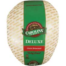 Carolina Deluxe Oven Browned Skinless Turkey Breast