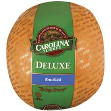 Carolina Deluxe Mesquite Smoked Skinless Turkey Breast