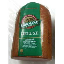 Carolina Cured Deli Turkey Ham Meat