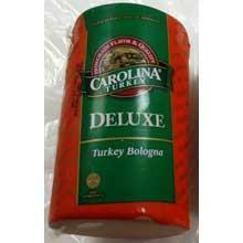 Carolina Cured Deli Turkey Bologna Meat