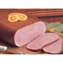 Water Added Smoked Boneless Deluxe Lean Ham