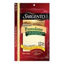 Deli Style All Natural Smoke Provolone Cheese
