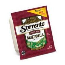 Sorrento Low Moisture Whole Milk Diced Mozzarella Cheese