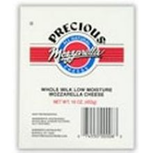 Precious Low Moisture Whole Milk Mozzarella Cheese