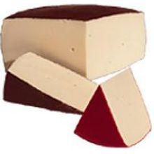Kronenost Fontina Red Wax Wheel Cheese