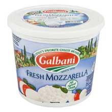 Bocconcini Mozzarella Cheese