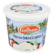 Fresh Mozzarella Logs