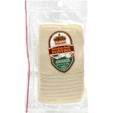 Kronenost Swedish Style Fontina Slicing Chees Loaf