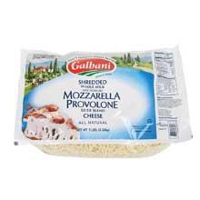 Professionale Whole Milk Low Moisture Mozzarella Provolone Blend