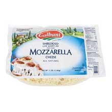 Premium Low Moisture Part Skim Mozzarella Shredded Cheese
