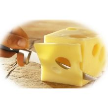 Entremont Emmental Francais Swiss French Cheese Loaf