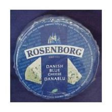 Rosenborg Traditional Danish Blue Cheese Wheel