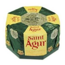 Saint Agur Cheese Wheel