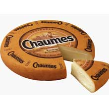 Chaumes French Veritable Cheese Wheel