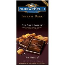 Intense Dark Chocolate Bar
