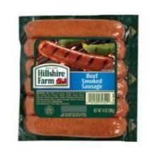 Hillshire Farm Beef Smoked Sausage