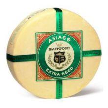 Extra Aged Asiago Cheese Wheel