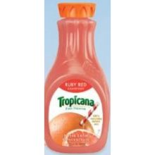 Tropicana Pure Ruby Red Grapefruit Juice