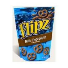 Flipz Milk Chocolate Covered Pretzel