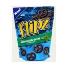 Flipz Chocolate Mint Covered Pretzel