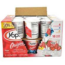 Original Variety Pack Yogurt