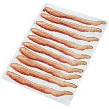 Thin Fully Cooked Bacon