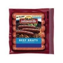 Smoked Beef Bratwurst Link