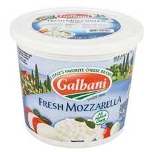 Fresh Mozzarella Pearl