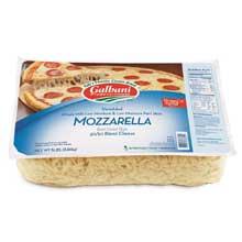 Professionale Premium Whole Milk Low Moisture Mozzarella Part Skim Low Moisture Cheese Shred Blend